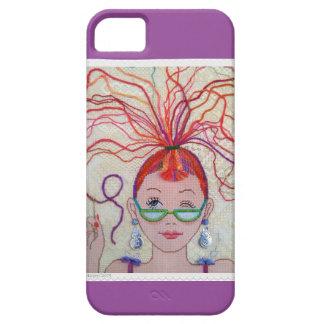 Thread Head! iPhone 5 Cover
