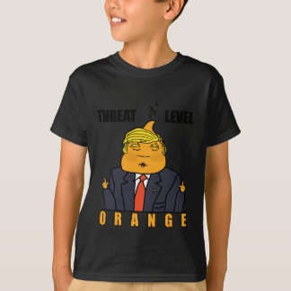 Threat Level Orange T-Shirt