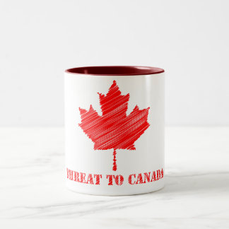 Threat to Canada Mug