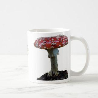 Three Amanitas Mushroom Mug