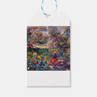 Three amazing masterpieces of Renoir's art Gift Tags