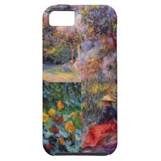 Three amazing masterpieces of Renoir's art iPhone 5 Covers
