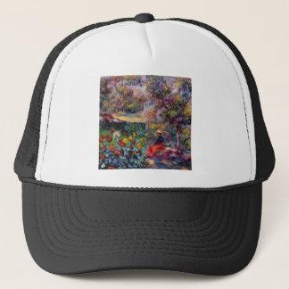 Three amazing masterpieces of Renoir's art Trucker Hat