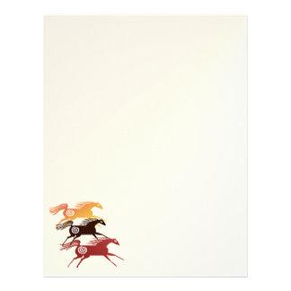 Three Ancient Horses letterhead2-2_vertical Letterhead