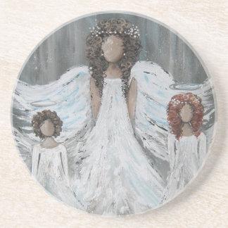 Three Angels Coaster
