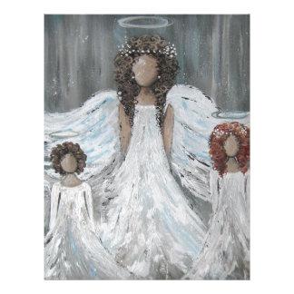 Three Angels Letterhead