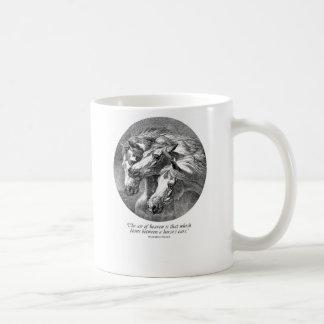 Three Arabians Coffee Mug