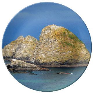 Three Arch Rocks Plate