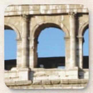 three arch wall coaster