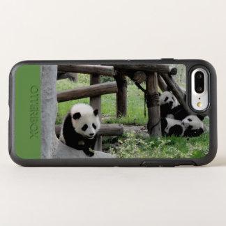 Three Baby Pandas OtterBox Symmetry iPhone 8 Plus/7 Plus Case