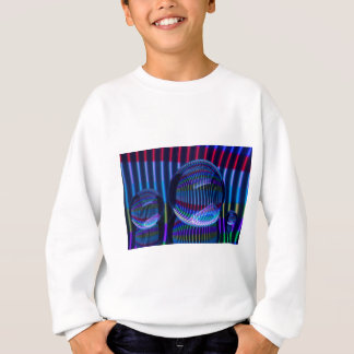Three balls full sweatshirt