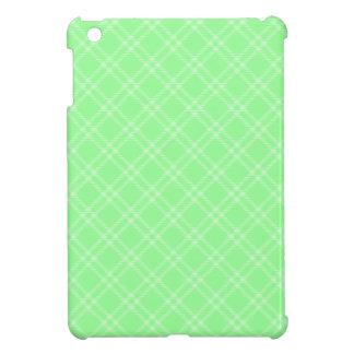 Three Bands Small Diamond - Green2 Case For The iPad Mini