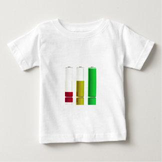 Three batteries baby T-Shirt