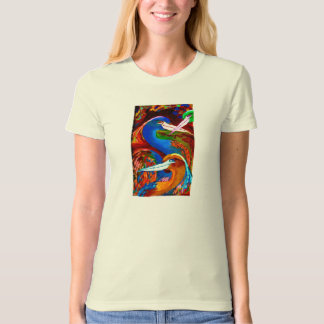 Three beautiful herons T-Shirt