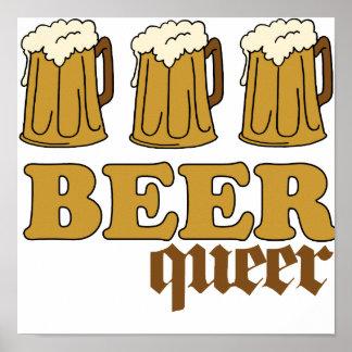 Three Beer Queer 2 Posters