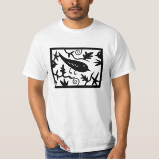 Three Birds On A Windy Day In May T-Shirt