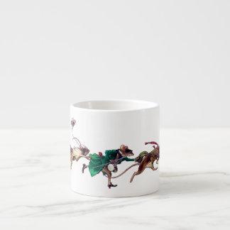Three Blind Mice Espresso Cup
