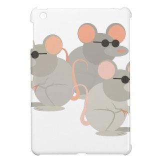 Three Blind Mice iPad Mini Cases