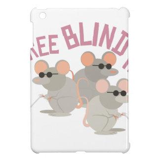 Three Blind Mice iPad Mini Cover