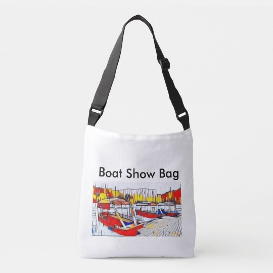 Three Boats boat show bag