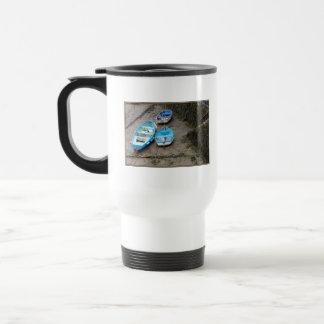 Three Boats. Coffee Mugs