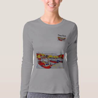 Three Boats T-shirt
