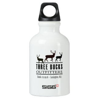 Three Bucks Outfitters Drink Bottle
