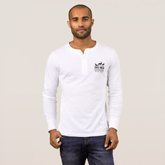 Three Bucks Outfitters Henley Shirt