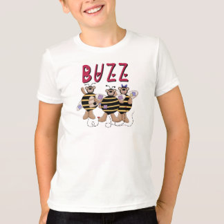 Three Bumblebee Buzz Tshirts and Gifts