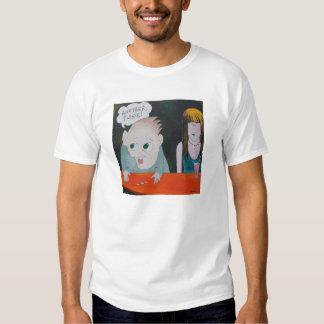 Three Card Monty White T-Shirt