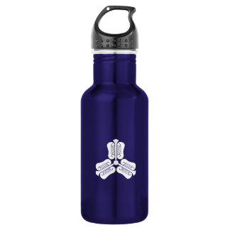 Three Chinese fans 532 Ml Water Bottle