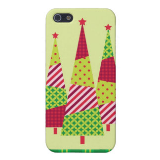 Three Christmas Trees Speck Case iPhone 5 Covers