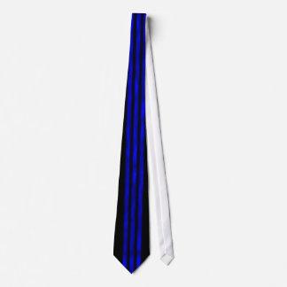 Three Cobalt Plasma Lines Tie