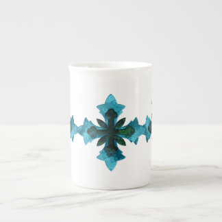 Three Crosses Wrap Around Mug
