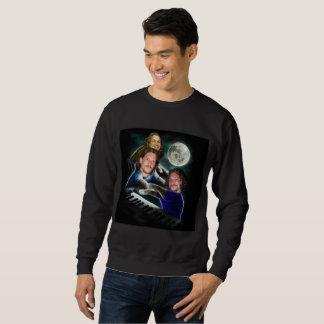Three Crowley Moon Sweatshirt
