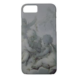 Three Cupids, c.1775 iPhone 7 Case