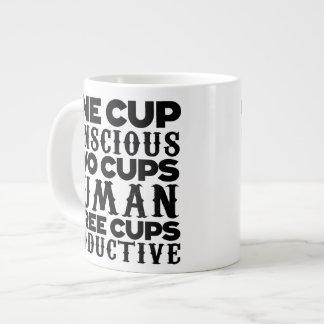 Three Cups Specialty Mug