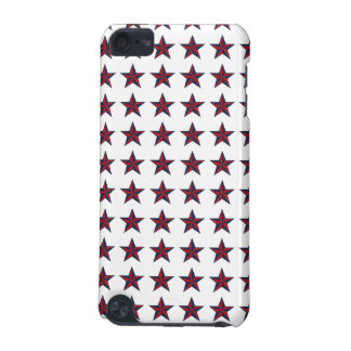 Three-D Patriotic Stars iPod Touch (5th Generation) Case