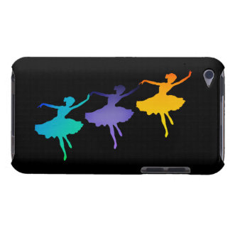 Three Dancers iPod Touch Case-Mate Case