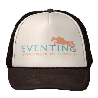 Three Day Eventing Hat