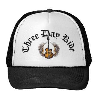 Three Day Ride Hat