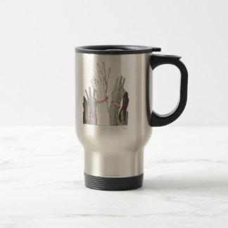 Three Day Salute 15 Oz Stainless Steel Travel Mug