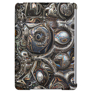 Three Dimensional Reflections iPad Air Cases