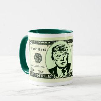 Three Dollar Donald Mug