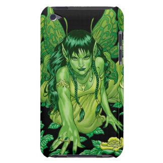 Three Earth Fairies Fantasy Art by Al Rio iPod Case-Mate Cases