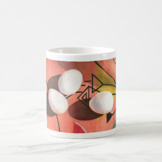Three Eggs Deco 11oz. Coffee Mug