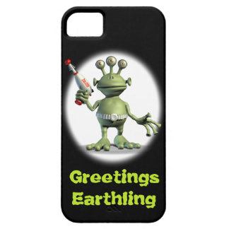 Three Eyed Alien Case For The iPhone 5