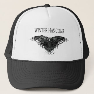 Three eyed raven! Game of thrones new season! Trucker Hat