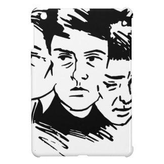 three faces iPad mini cases