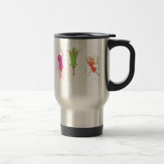 Three Fairies Travel Mug